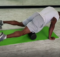 how to foam roll the quads