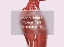 Shoulder Impingement fix