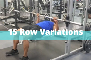15 Row variations