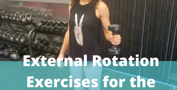 external rotation exercises for the shoulder